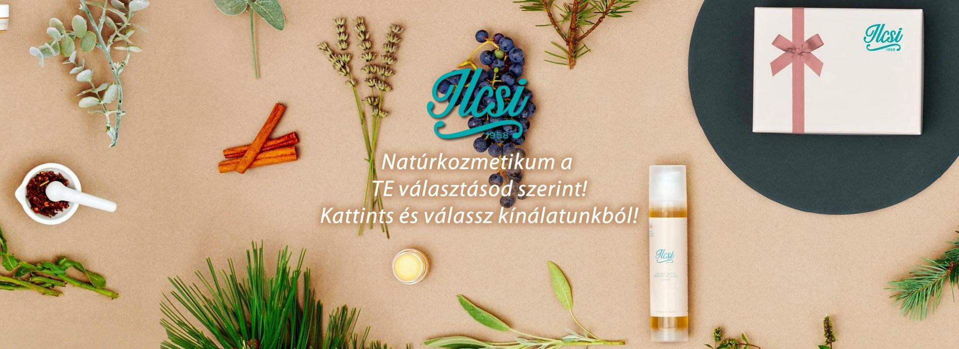 ILCSI Natúrkozmetikumok