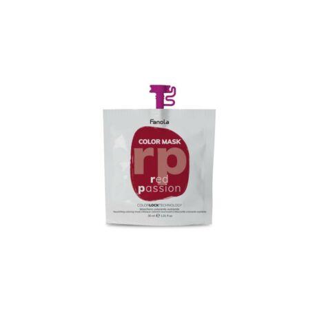 Fanola Color Mask, színező maszk, Pink Sugar (rózsaszín) 30ml
