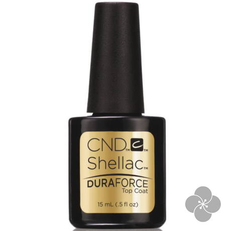 SHELLAC Duraforce Top Coat, 15 ml