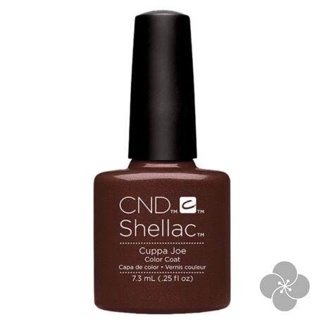 SHELLAC Cuppa Joe, 7.3 ml