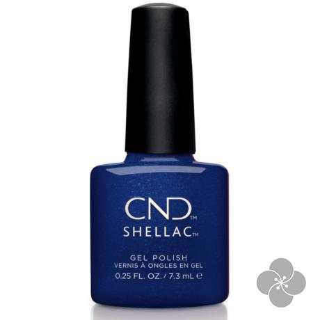 SHELLAC Sassy Sapphire 7.3 ml