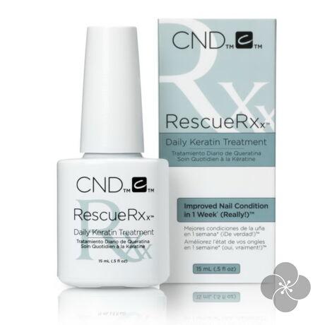 RescueRXX Keratinos körömápoló olaj, 15 ml