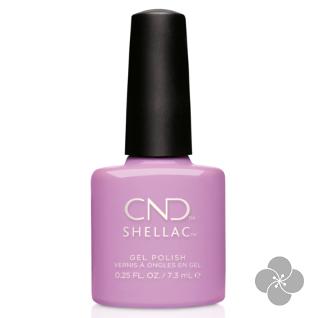 SHELLAC Beckoning Begonia, 7.3 ml