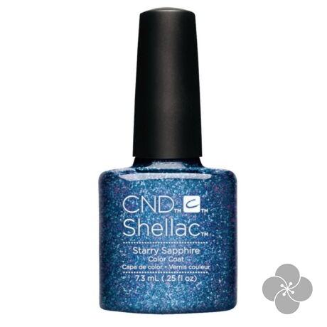 SHELLAC Starry Sapphire, 7.3 ml
