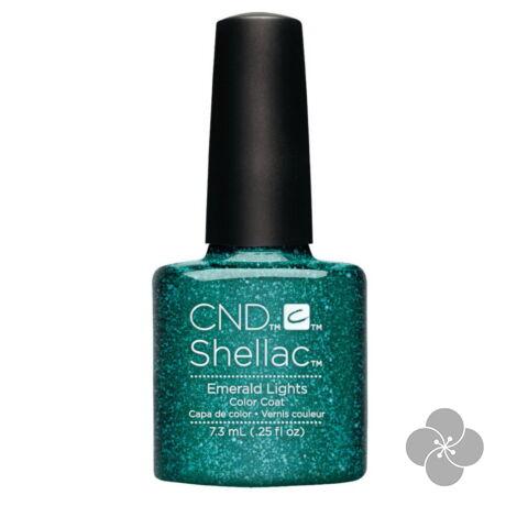SHELLAC Emerald Lights, 7.3 ml