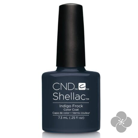 SHELLAC Indigo Frock, 7.3 ml