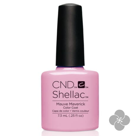 SHELLAC Mauve Maverick, 7.3 ml