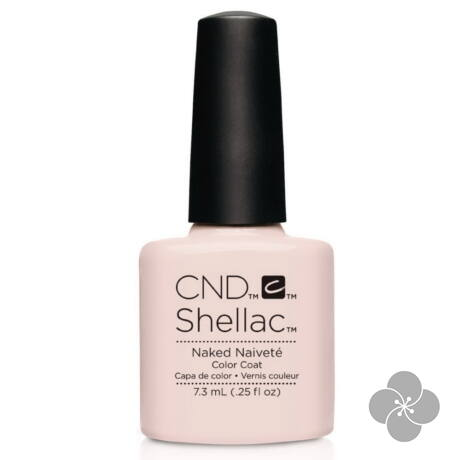 SHELLAC Naked Naivete, 7.3 ml