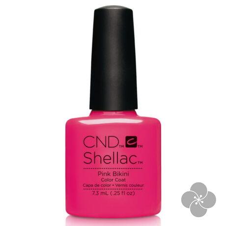 SHELLAC Pink Bikini, 7.3 ml
