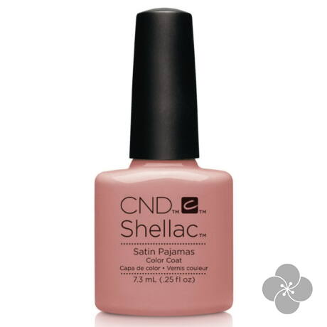 SHELLAC Satin Pajamas, 7.3 ml