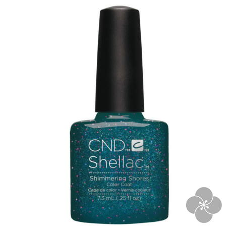 SHELLAC Shimmering Shores, 7.3 ml