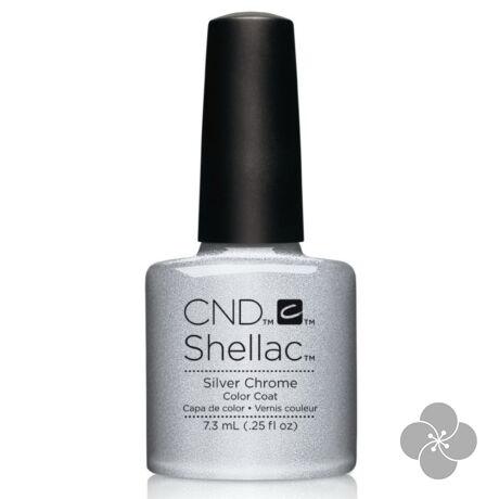 SHELLAC Silver Chrome, 7.3 ml