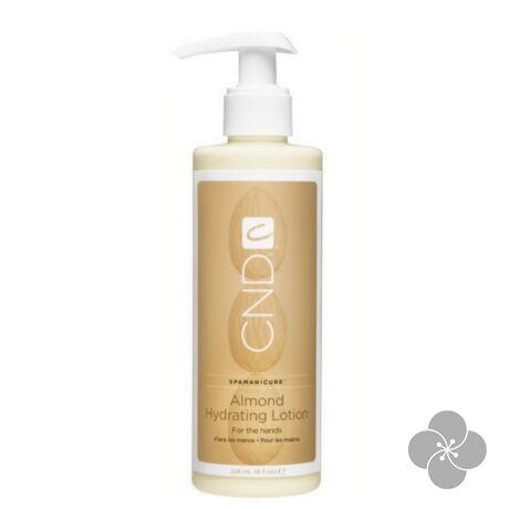 CND Spa - Almond Hydrating Lotion - kézápoló 236 ml