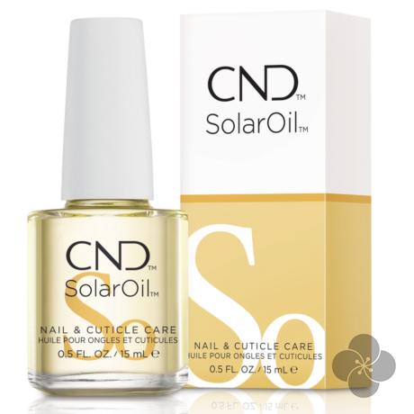 SolarOil Bőr- és körömápoló olaj, 15 ml