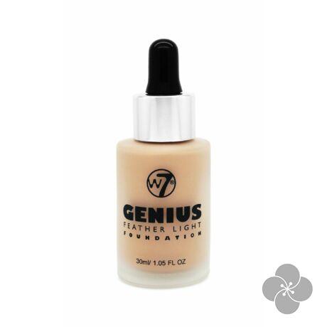 Genius Foundation, Folyékony alapozó - Natural Beige