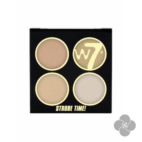 It's strobe Time Shimmering Powders, Smink paletta 4 árnyalattal: Its Glow Time