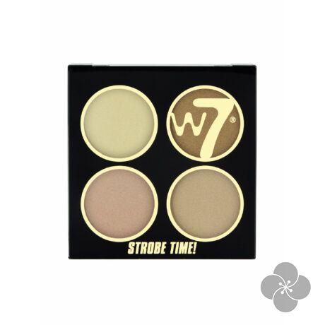 It's strobe Time Shimmering Powders, Smink paletta 4 árnyalattal: Vivid Glow
