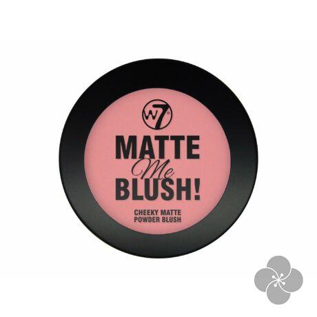 Matte Me Blush, Blush - On The Edge