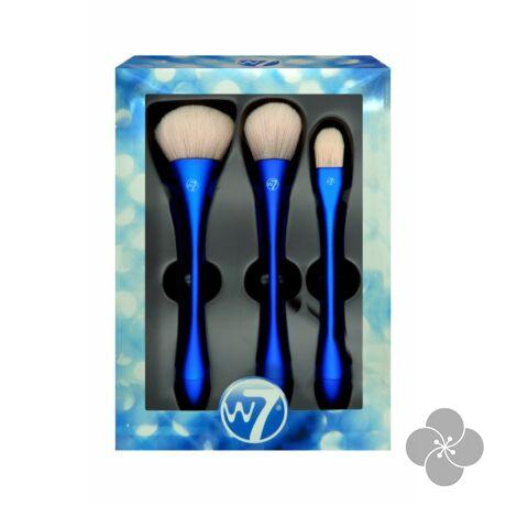 Professional Blue Brush Set