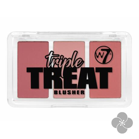 TRIPLE TREAT BLUSHER, Arcpirositó - Live Laugh Love