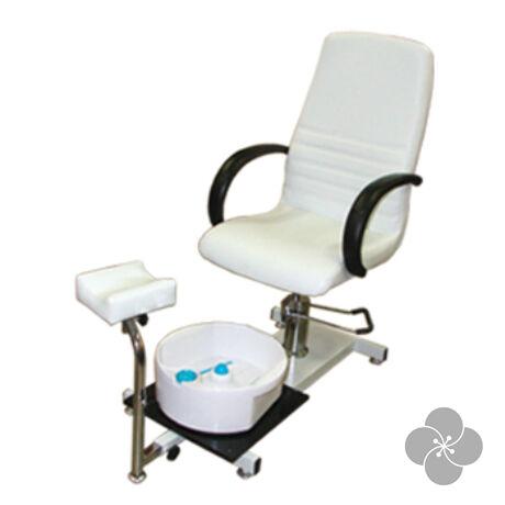 Luxuri pedikűrös szék