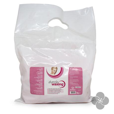Alveola Waxing Titándioxid elasztikus korong gyanta zacskó 1000g