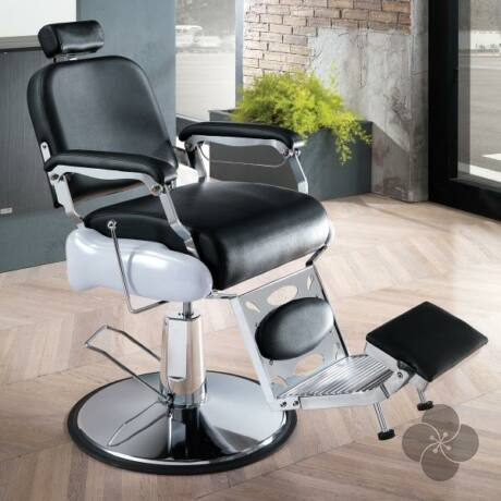 Hair Davidson fekete Barber szék