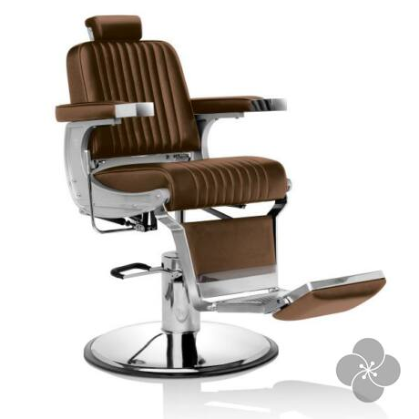 Hair Triumph barna Barber szék