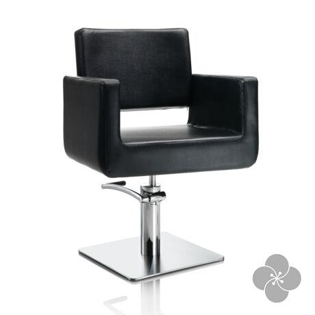 Hair King fodrász szék - négyzet talppal