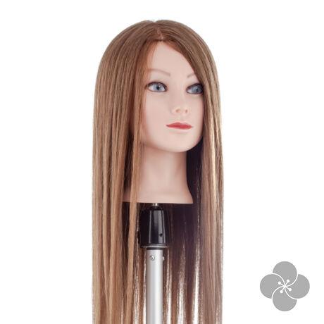 Babafej extra hosszú, kevert hajjal - 60cm
