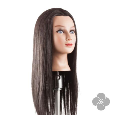 Babafej extra hosszú, kevert hajjal - 45/50cm
