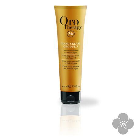 Fanola ORO THERAPY - Kézkrém 100 ml