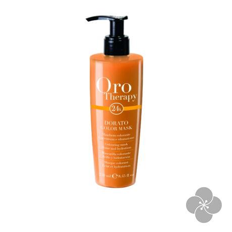 Fanola ORO -  DORATO arany maszk 250 ml