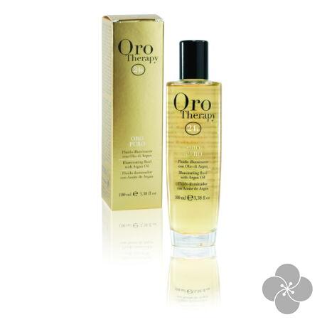 Fanola ORO THERAPY - fluid  argan olajjal 100 ml