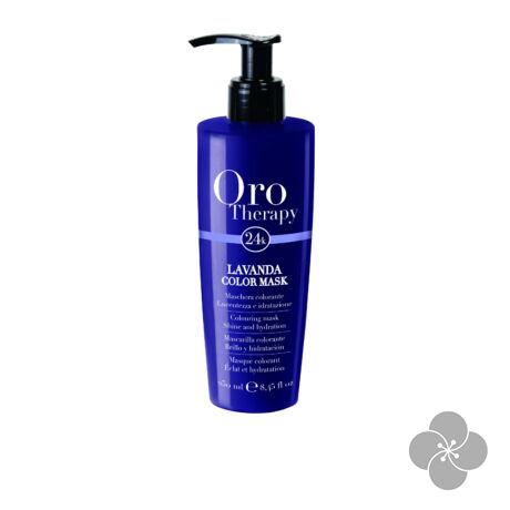 Fanola Oro Therapy színes maszk- Levendula 250 ml