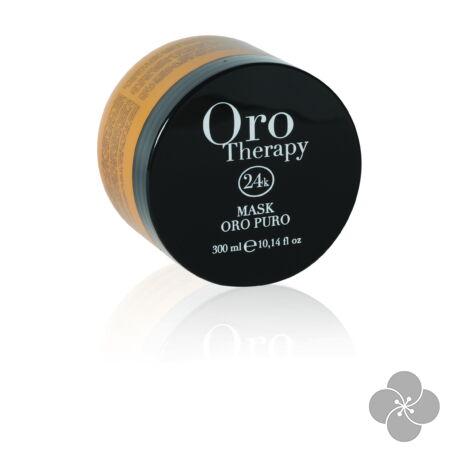 Fanola ORO THERAPY - Maszk  argan olajjal 300 ml