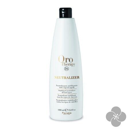Fanola Oro Therapy - Semlegesítő 1000 ml