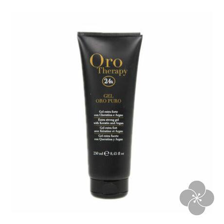 Fanola Oro- Gel extra erős 250 ml (tubus)