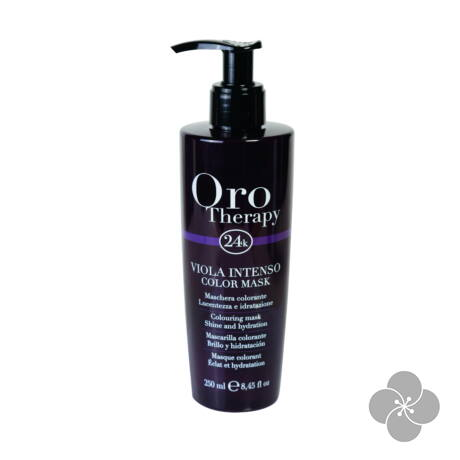 Fanola Oro Therapy színes maszk- Ibolya 250 ml