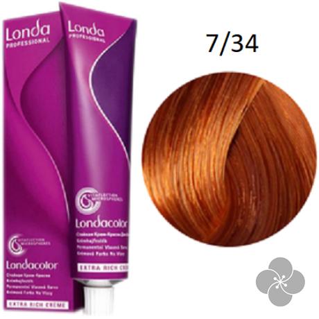 Londacolor 7/34 festék 60ml