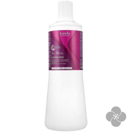 Londacolor Krémhajfesték Oxidációs Emulzió 3% 1000ml