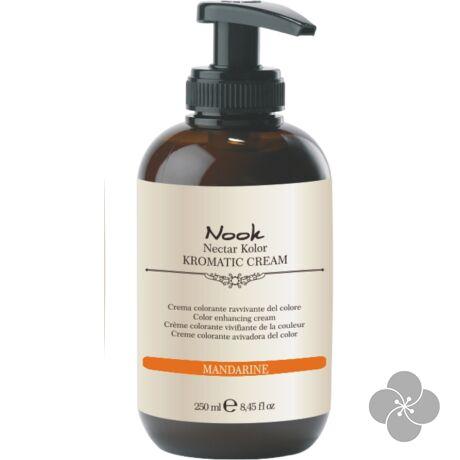 Nook Kromatic Cream Mandarine maszk 250 ml (intenzív narancssárga)