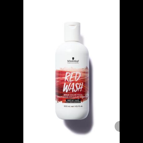 SKP Color Wash színezett sampon Piros 300ml