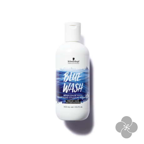 SKP Color Wash színezett sampon Kék 300ml