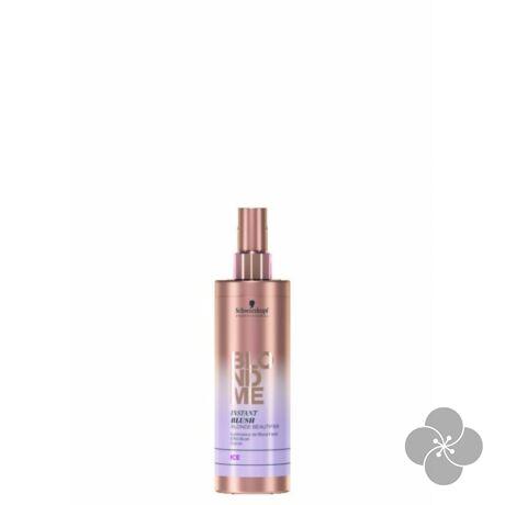 BlondMe Instant Blushes Pasztell színező spray Jég 250ml
