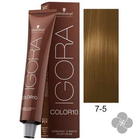 IGORA Color10 7-5 krémhajfesték 10 perc hatóidővel, 60 ml