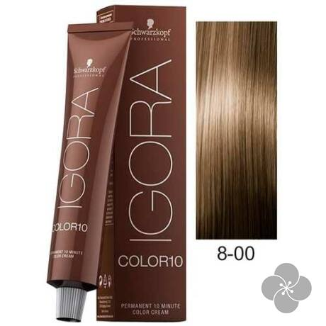 IGORA Color10 8-00krémhajfesték 10 perc hatóidővel, 60 ml
