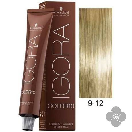 IGORA Color10 9-12krémhajfesték 10 perc hatóidővel, 60 ml