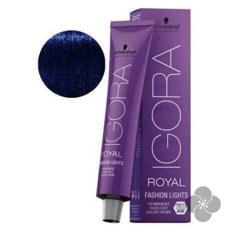 Igora Royal Fashion Lights L-22 krémhajfesték, 60ml