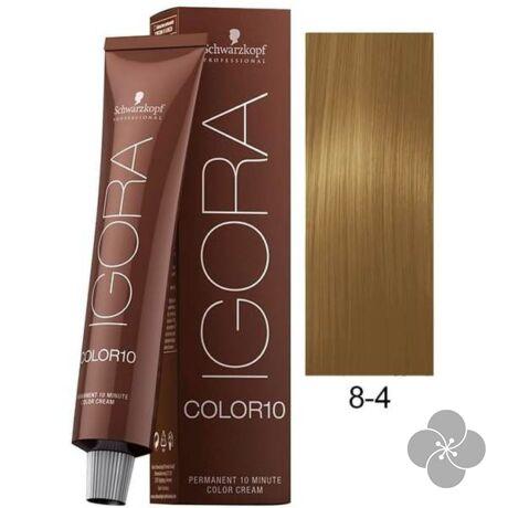 IGORA Color10 8-4krémhajfesték 10 perc hatóidővel, 60 ml